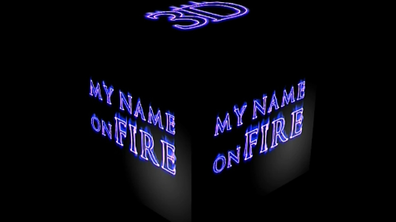 My Name 3d Wallpapers: How To Create My Name In 3D Live Wallpaper
