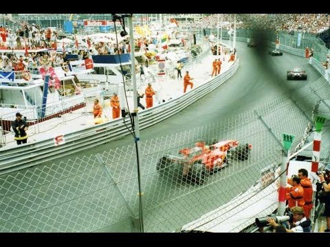GP Monaco 2006-Tabac-amateur -very poor quality image but  good sound