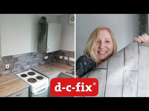 budget-kitchen-makeover-vlog-|-applying-d-c-fix-and-3d-tile-wallpaper-|-create-your-world