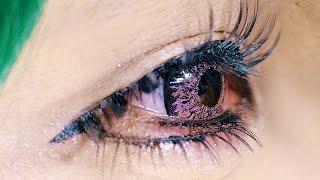 Ranka Lee Macross COSPLAY MAKEUP  [Machirin] マクロスFランカ・リーコスプレメイク【Black Diamondまーちりん】
