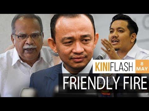 'Behaving like Umno politician' - Allies slam Maszlee | KiniFlash - May 17