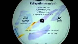Bahamadia  - Word Play Guru (Instrumental) 1996