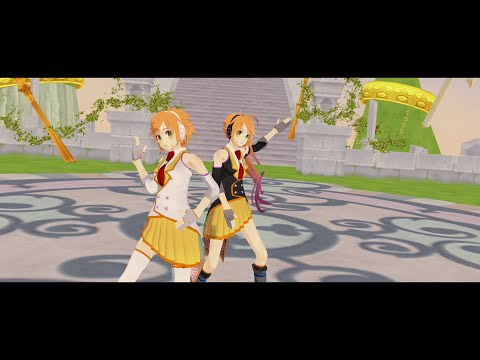 [MMD] Childish War - JubyPhonic & Rachie Cover