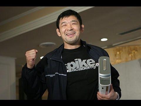 Sakuraba Is One of Dana White's Favorite Fighters