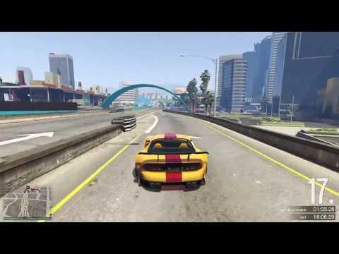 Vapid vs Bravado Championship | Race 9: FMJ vs Banshee 900R | Skyline Raceway | GTA Online Racing