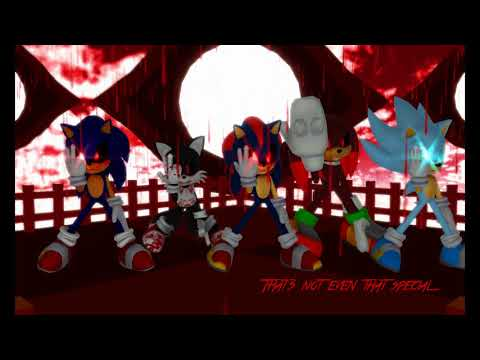 [MMD x Sonic.exe] BTS - Not Today (ft. Azkail, Sonic.exe, Anti-Sonic.dll, Tails.exe, Knuckles.exe)