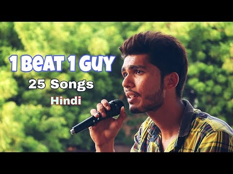 1-beat-|-1-guy-|-25-songs-|-lalit-starr-|-mashup