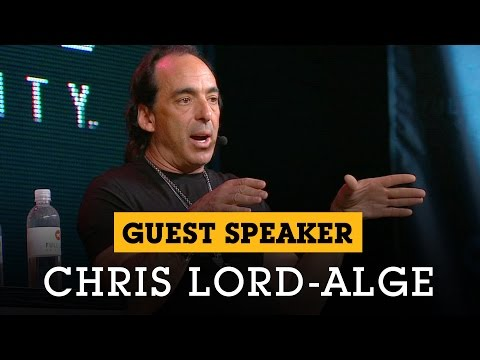 GRAMMY-Winning Mixer/Audio Engineer Chris Lord-Alge at Full Sail University