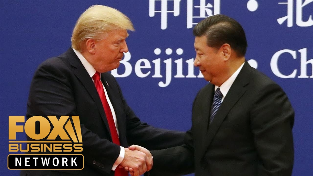 Trump Asserts He Can Force US Companies to Leave China