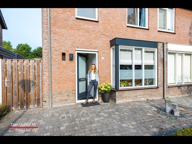 Nieuw in de verkoop: Den Uylhof 15 te Etten-Leur