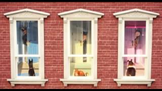 Мультфильм Тайная жизнь домашних животных 2016 - Русский трейлер - Смотреть в HD