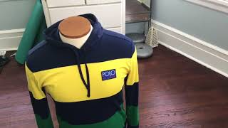 Blake Loington POLO HI TECH Thin Hoodie Review