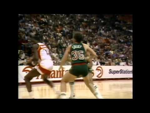 NBA Classics Greatest Plays (Bird, Jordan, Magic, Wilkins)