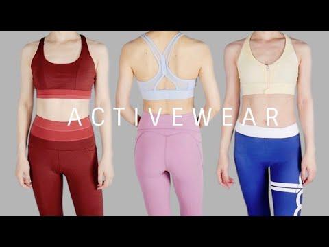 【健身衣】这样选,让你立马显瘦10斤!网购避雷指南+测评|how-to-choose-activewear?|-maia-active,-lululemon,-lorna-jane