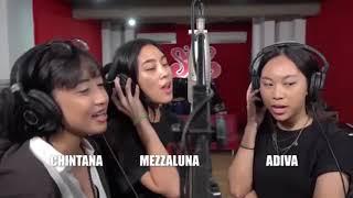 SLANK Dan Para Artis Terkenal Viralkan Lagu #BarengJokowi Nomor SATUkan INDONESIA