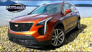 2019 Cadillac XT4 2.0 Turbo TECH REVIEW : First All New Cadillac in almost THREE YEARS!!!!