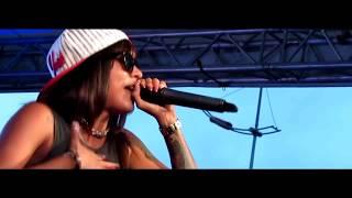 Neblinna Mc En Caracas Flow Festival 2015 [Concierto]