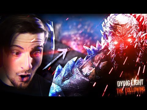 WAIT.. THAT VOLATILE IS SPEAKING!!? (WHAT.)    Dying Light: The Following (Part 4)