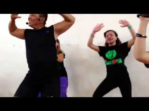 PINOY ZUMBA LOVERS @ Qadsiya Gym Hawally October 17, 2014