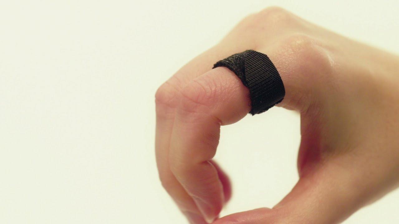 Ring On Right Trigger Finger