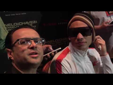 Julio Cesar Chavez Jr Full Interview About Canelo Why He Does Not Like Canelo - EsNews Boxing