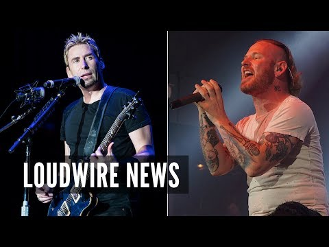 Download Youtube: Nickelback's Chad Kroeger Trashes Corey Taylor's Bands