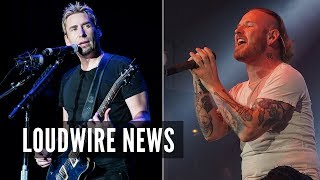connectYoutube - Nickelback's Chad Kroeger Trashes Corey Taylor's Bands
