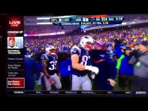Trent Dilfer changes his tune about the pats.