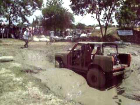 final day elimination match offroad