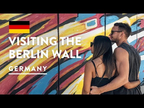 BOATS, BEERS & BERLIN WALL MEMORIAL -  East Side Gallery | Germany Travel Vlog