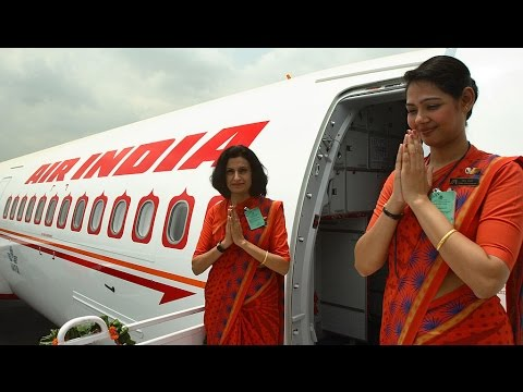 Air India breaks record for world's furthest non-stop flight | CNBC International