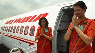 Air India breaks record for world