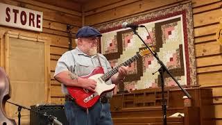 Redd Volkaert at The Floyd Country Store, Floyd, VA - April 17, 2021