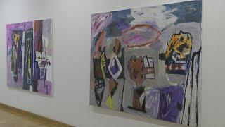 Zumeta expone en Bilbao 32 pinturas inéditas con motivo de su 80 cumpleaños