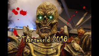 Transworld's Halloween & Attractions Show 2018