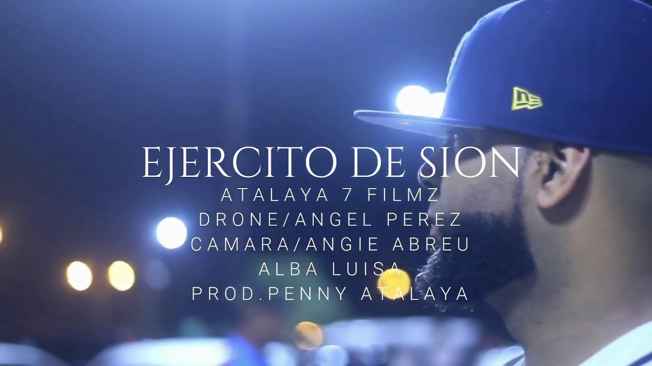 Download Ejercito de Sion (Atalaya) - Me Atrevi  (Video Oficial) 2K19