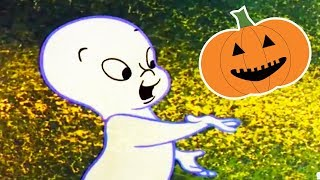 Casper the Friendly Ghost 🎃Halloween Special 🎃1 Hour Compilation 🎃Full Episode 🎃Kids Cartoon