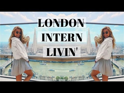 INTERN MORNING ROUTINE + Day In The Life