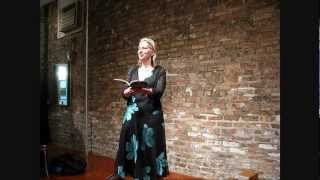 Kris Bigalk Poetry Reading: Chicago, 3/2/12