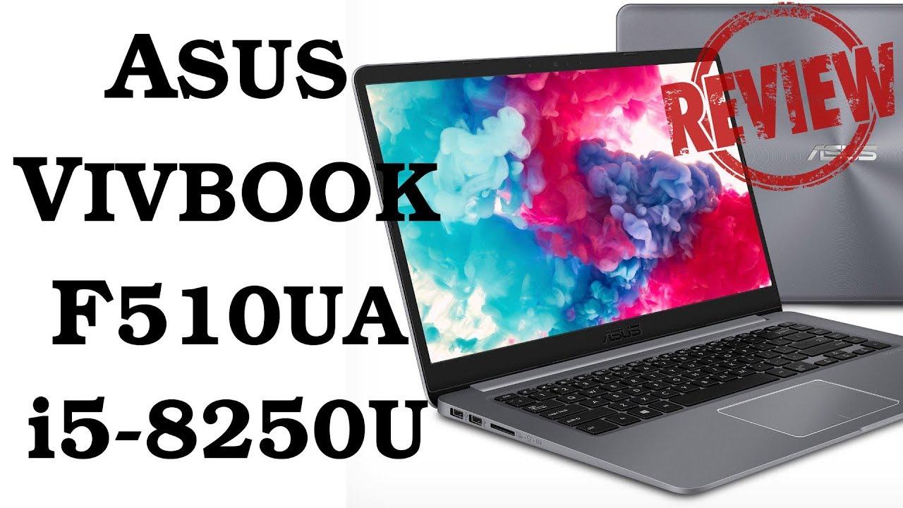 Review: Asus Vivobook F510UA