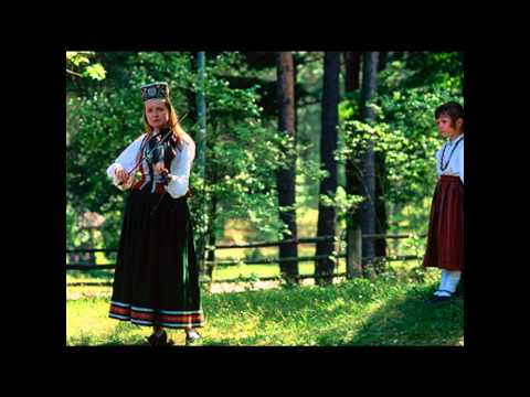 Relaxing folk music from Latvia