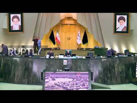 Iran: Parliament votes unanimously to designate US military as 'terrorists'