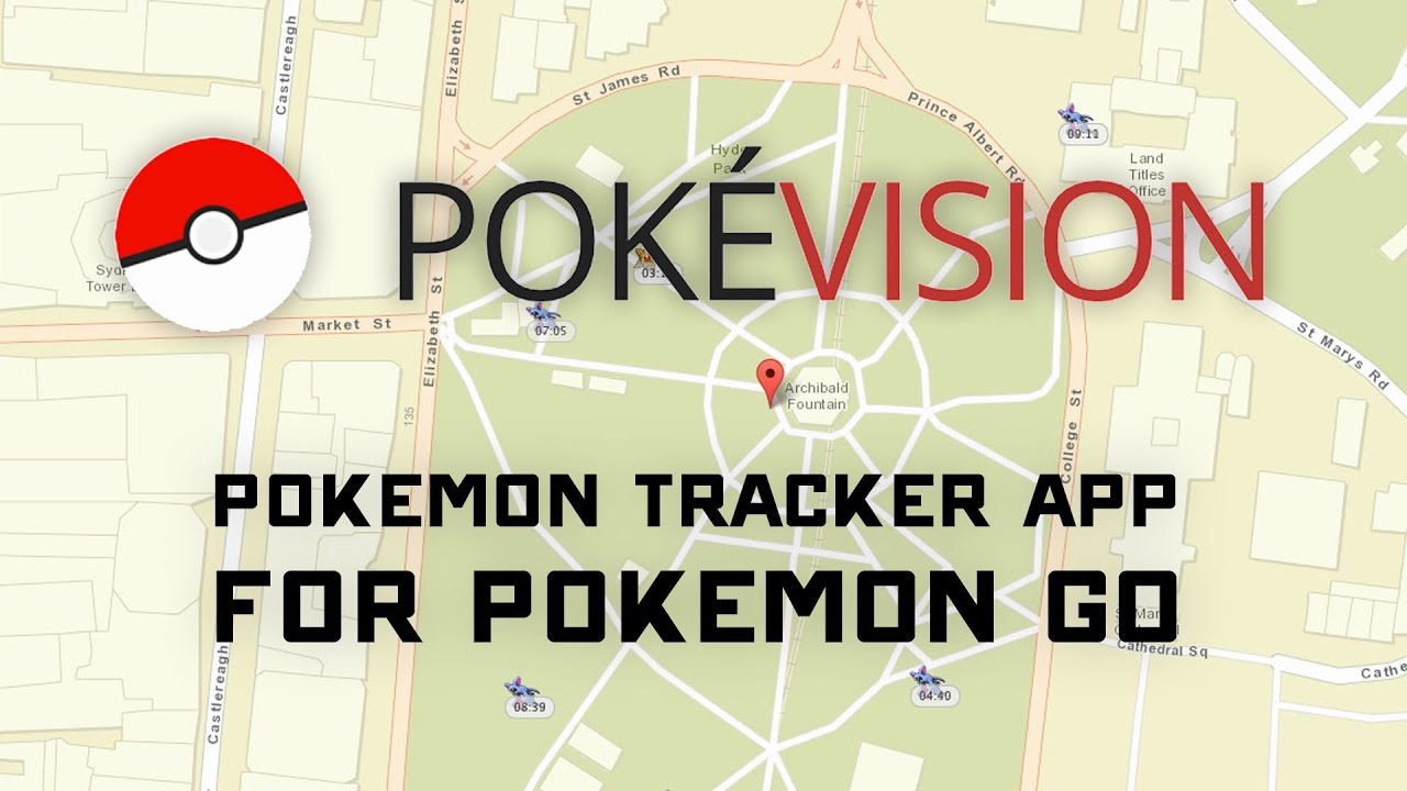 Image result for pokevision app