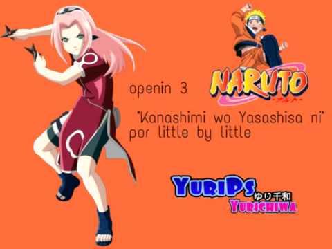 NARUTO Opening 3. Full