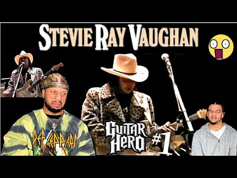 THE GUITAR HERO!!! Stevie Ray Vaughan - Best Guitar Player - EPIC Sound Check REACTION | PART 2‼️🔥🔥🔥