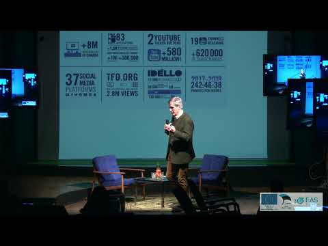 Blockchain implementation in television @Glenn O'Farrell