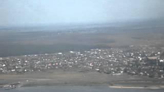Полёт на самолёте над Белоомутом 2
