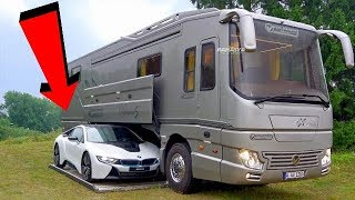🔥🔥🔥ये Bus है या महल | 5 Luxurious Motor Homes \ mercedes motorhome \ motorhome rental uk