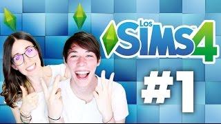 UNA VIDA EN UN BARRIO DE YOUTUBERS | Sims 4 con Sara #1