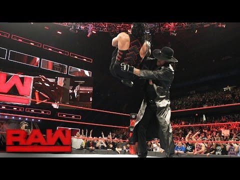 Roman Reigns has a chilling encounter with...